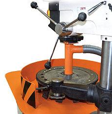 Станок для балансировки роторов весом до 100 кг и диаметром до 650 мм ТБ Верт 100 производства Технобаланс