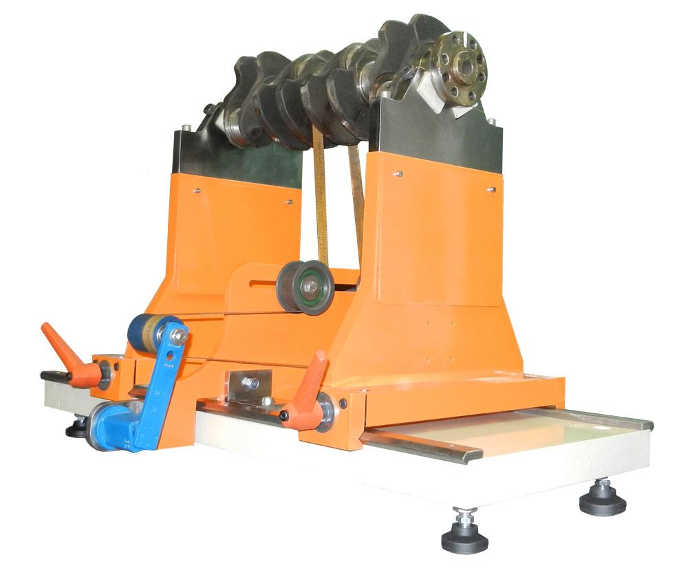 Máquina para el balanceo de rotores de hasta 50 kg TB 50 producción de la empresa Tehnobalans