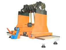 Balancing machine TB 50 for the balancing of rotors up to 50 kg manufactured by Tehnobalans