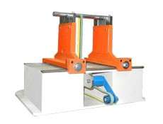 Balancing machine TB 5 for the balancing of rotors up to 5 kg manufactured by Tehnobalans