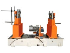 Balancing machine TB 3000 for the balancing of rotors up to 3000 kg manufactured by Tehnobalans