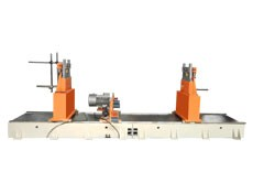 Balancing machine TB 6000 for the balancing of rotors up to 6000 kg manufactured by Tehnobalans