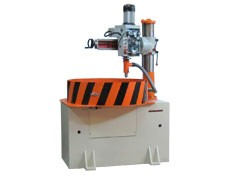 The disc rotor up to 250 kg balancing machine TB Vert 250 manufactured by Tehnobalans