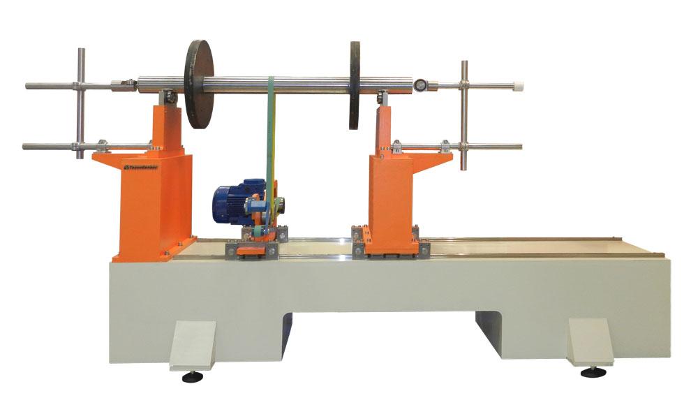 Станок  для балансировки роторов весом до 500 кг  ТБ 500 производства Технобаланс