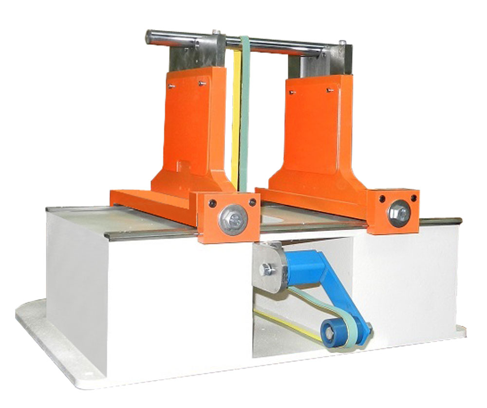 Máquina para el balanceo de rotores de hasta 5 kg tb 5 producción de la empresa Tehnobalans