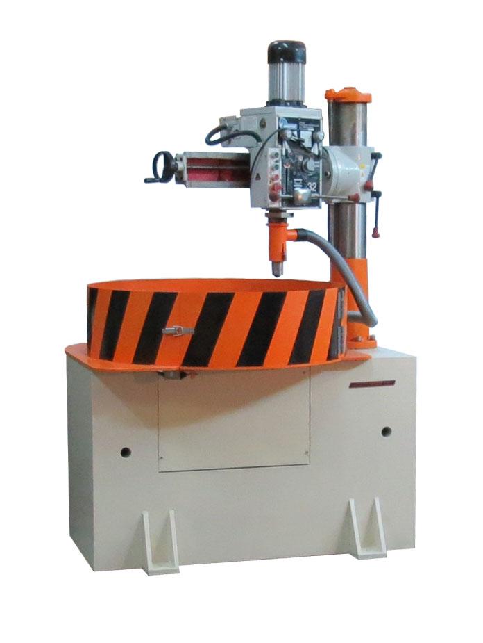 Вертикальный станок для балансировки для одноплоскостной балансировки  маховиков, демпферов, вентиляторов, дисков, импеллеров и других дискообразных роторов весом до 250 кг