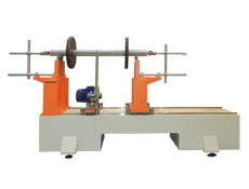 Balancing machine TB 500 for the balancing of rotors up to 500 kg manufactured by Tehnobalans