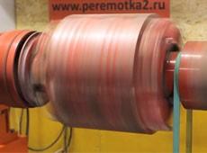 Балансировка ротора электрогенератора весом 750 кг