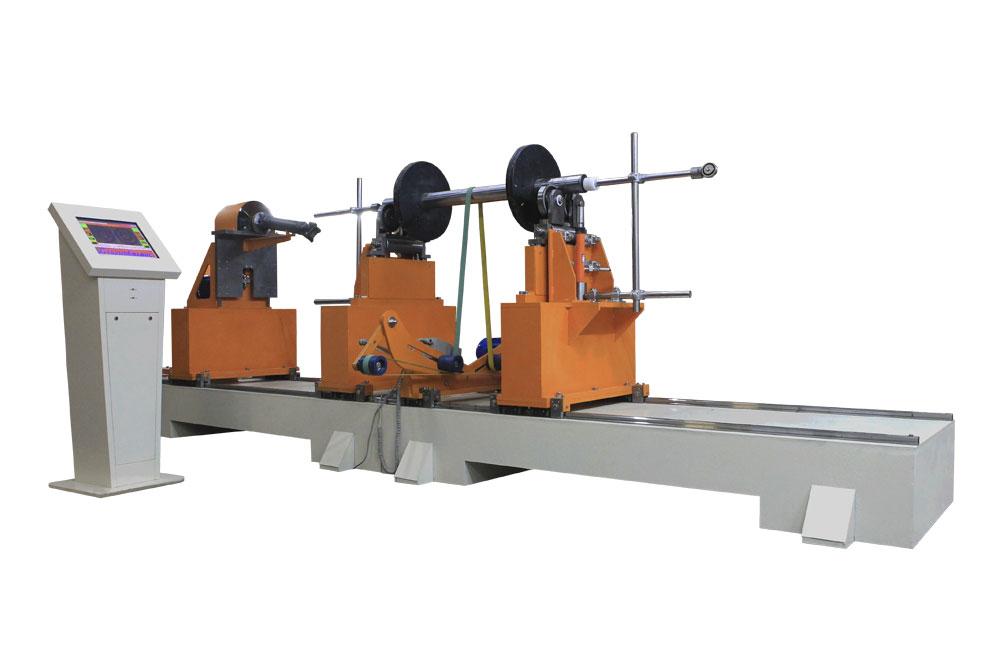 Станок для балансировки роторов, якорей электродвигателей, валов, роторов насоса до 1000 кг ТБ 1000