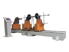 Балансировочный станок ТБ 1000 для балансировки роторов весом до 1000 кг производства Технобаланс