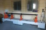 станок для балансировки карданных валов ТБ кардан 4000