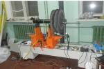 станок для балансировки ротора насоса ТБ 300