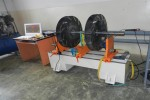 станок для балансировки ротора ТБ 300