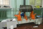 станок для балансировки турбины ТБ 300